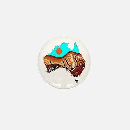 AUSSIE Mini Button