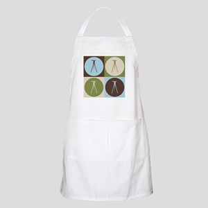 Surveying Pop Art BBQ Apron