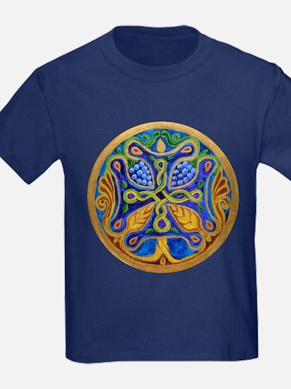 Armenian Tree of Life Cross T