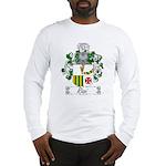 Rizzi Family Crest Long Sleeve T-Shirt