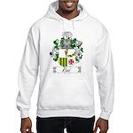 Rizzi Family Crest Hooded Sweatshirt