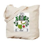 Rizzi Family Crest Tote Bag