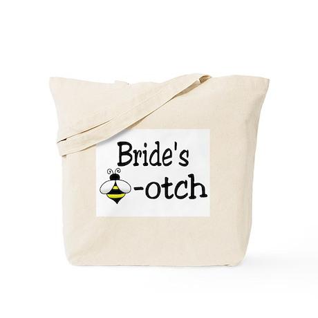 Bride's Beeotch Tote Bag