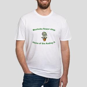 Mushniks Fitted T-Shirt