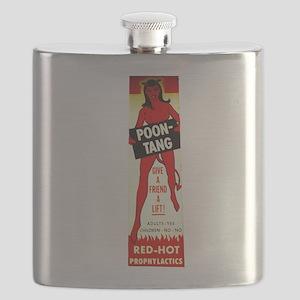 Condom Machine Flask