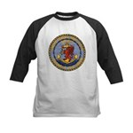 USS DAVIS Kids Baseball Jersey