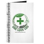 One Love CBD logo Journal