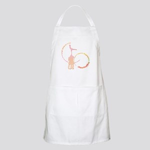 Life is About Cheerleading BBQ Apron