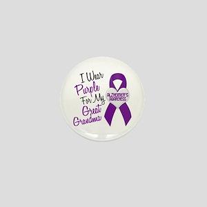 I Wear Purple For My Great Grandma 18 (AD) Mini Bu