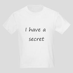 secret-this little monkey Big Kids Light T-Shirt