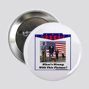 """Patriotic?"" 2.25"" Button"