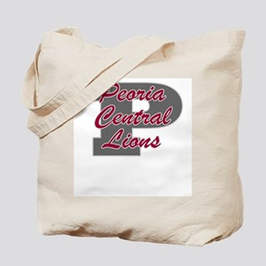 Peoria Central High School Tote Bag