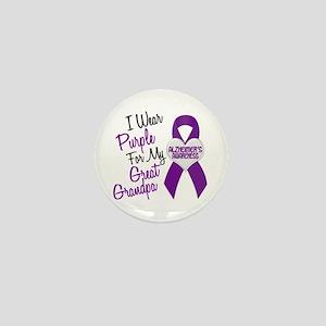 I Wear Purple For My Great Grandpa 18 (AD) Mini Bu