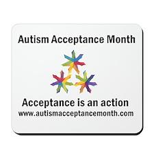 Autism Acceptance Month Mousepad