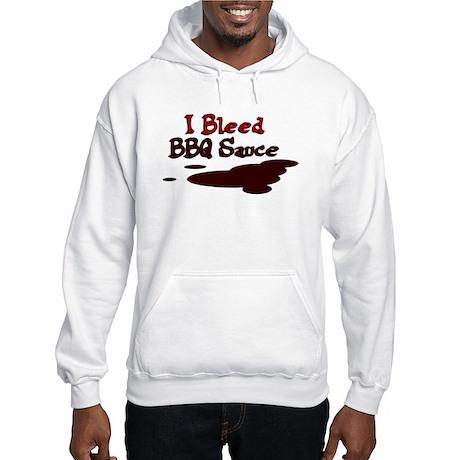I Bleed Sauce Hooded Sweatshirt