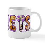 Ferret Fonts 11 Oz Ceramic Mug Mugs
