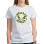 Colorado For McCain (Green) Women's T-Shirt