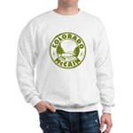 Colorado For McCain (Green) Sweatshirt