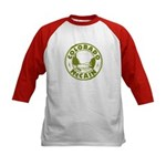 Colorado For McCain (Green) Kids Baseball Jersey