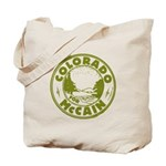 Colorado For McCain (Green) Tote Bag