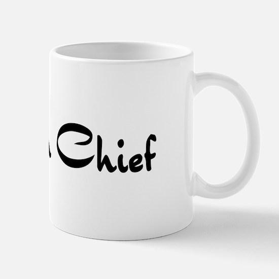 Human Chief Mug