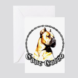Cane Corso Greeting Card