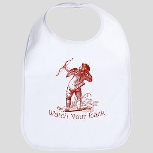 Cupid's Back Bib