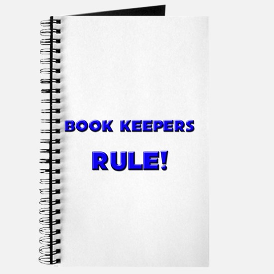 Book Keepers Rule! Journal