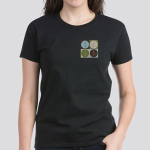 Rehabilitation Pop Art Women's Dark T-Shirt