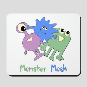Monster Mosh Mousepad
