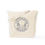 Colorado For McCain (gray) Tote Bag