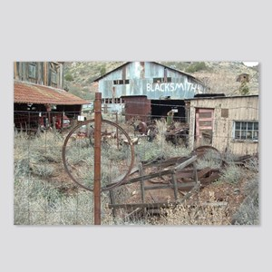 Ghost Town Postcards (Package of 8)