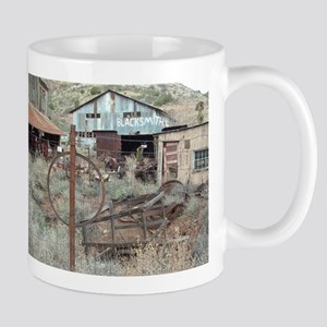 Ghost Town Mug