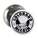 Colorado For McCain (Black) 2.25