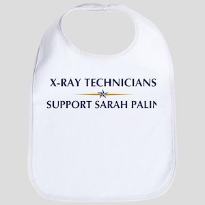 X-RAY TECHNICIANS supports Pa Bib