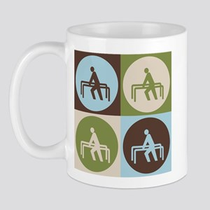 Physical Therapy Pop Art Mug