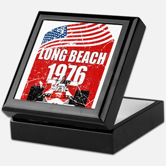Long Beach 1976 Keepsake Box