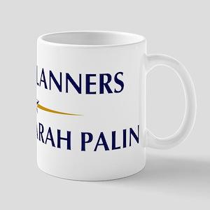 URBAN PLANNERS supports Palin Mug