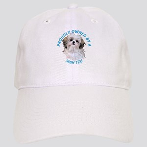 Proudly Owned Shih Tzu Cap