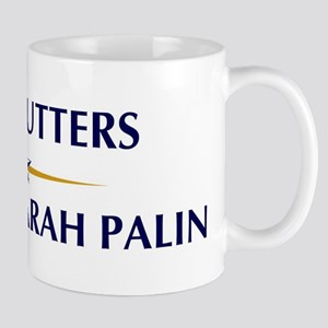 MEATCUTTERS supports Palin Mug