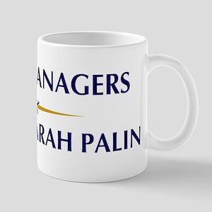 OFFICE MANAGERS supports Pali Mug