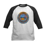 USS DECATUR Kids Baseball Jersey