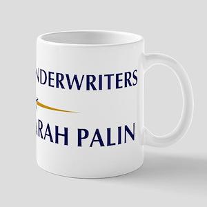 INSURANCE UNDERWRITERS suppor Mug