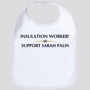 INSULATION WORKERS supports P Bib