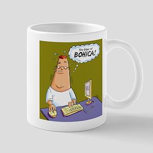 The Edge of BOHICA Mug