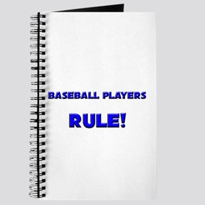 Baseball Players Rule! Journal