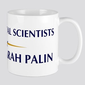 ENVIRONMENTAL SCIENTISTS supp Mug