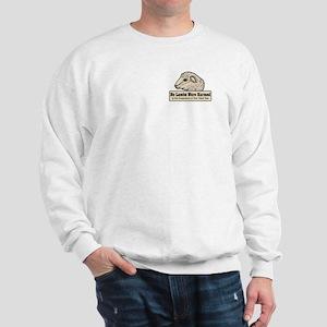 No Lambs Harmed Sweatshirt