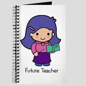 Future Teacher - girl Journal