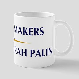 CABINETMAKERS supports Palin Mug